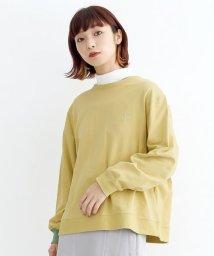 merlot/星座マーク刺繍リブ配色スウェット/502774339