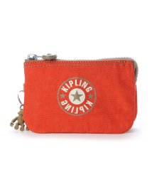 Kipling/キプリング Kipling CREATIVITY S (Funky Orange Bl)/502775851