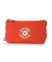 Kipling/キプリング Kipling CREATIVITY L (Funky Orange Bl)/502775855