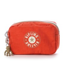 Kipling/キプリング Kipling GLEAM S (Funky Orange Bl)/502775861