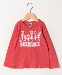 HEAD ROCK/長袖Tシャツ/502753023