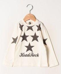 HEAD ROCK/長袖Tシャツ/502753024