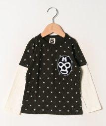 HEAD ROCK/長袖Tシャツ/502753025