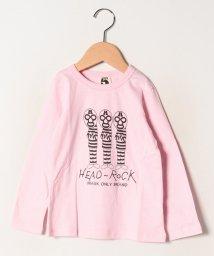 HEAD ROCK/長袖Tシャツ/502753028