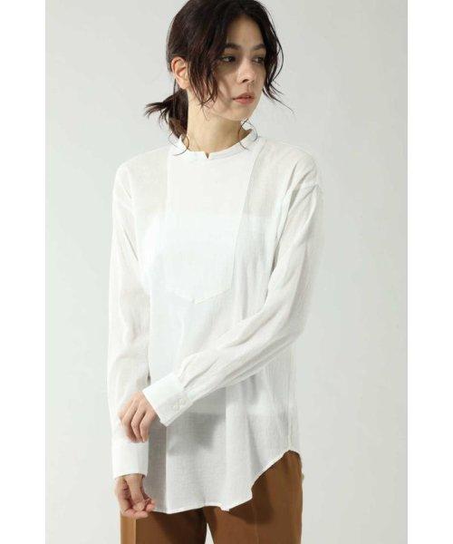 ROSE BUD(ローズバッド)/ドレスシャツブラウス/6000110005