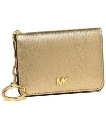 MICHAEL MICHAEL KORS/マイケルコース カードケース MICHAEL KORS 32S9MF6D5M 740 MONEY PIECES KEY RING CARD HOLDER カード/502749298
