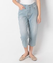 LEVI'S LADY/MOM JEAN CROP LOVE STONED/502768463