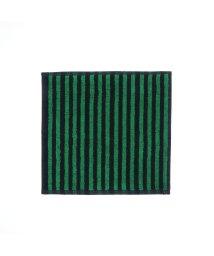 Marimekko/マリメッコ Marimekko ミニ タオル 30×30cm (カクシライタ×緑・紺)/502779747