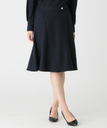 TO BE CHIC/【WEB限定】【Tricolore】圧縮ループスカート/502632661