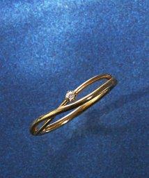 VA VENDOME AOYAMA/K10イエローゴールド、ダイヤモンドリング/502686088