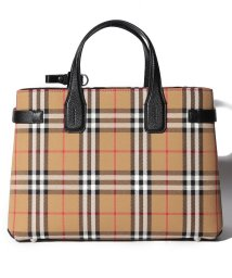 BURBERRY/【Burberry】Medium Banner In Vintage Check/502738953