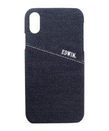 Mーfactory/EDWIN[ALLデニム/インディゴ] iPhoneXR/502768368