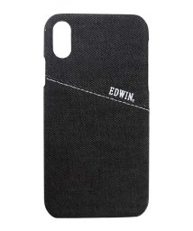 Mーfactory/EDWIN[ALLデニム/ブラック] iPhoneXR/502768369