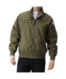 MAC HOUSE(men)/SURPLUS サープラス コットンフライトジャケット 2S5-5985/502780594