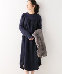 NOBLE/【BY MALENE BIRGER】ギャザーワンピース/502781345