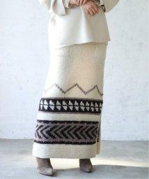 Plage/【KANATA/カナタ 】SHETLAND WOOL スカート◆/502781477