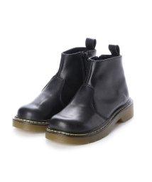 YOSUKE/ヨースケ YOSUKE キッズアイテム [直営SHOP限定モデル]ショートブーツ (ブラック)/502783259