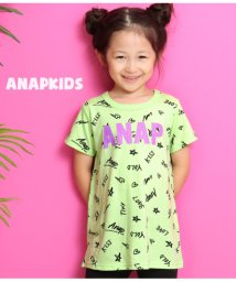 ANAP KIDS/総柄ロゴプリントチュニック/502399118