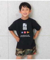 ANAP KIDS/フォトプリントビッグTシャツ/502449449