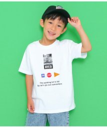 ANAP KIDS/フォトプリントビッグTシャツ/502449449
