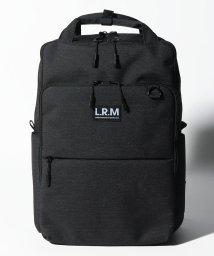 Laplace box/【L.R.M】 10Pスクエア3層リュック/502774613