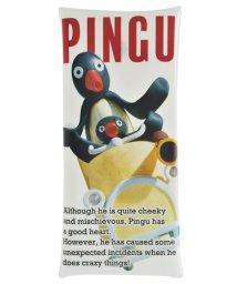 RUNNER/ピングー PINGU クリアマルチケース ブラック ホワイト PVC /502776939
