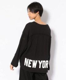 AVIREX/SH/ニューヨーク ロングスリーブティーシャツ/NEW YORK T-SHIRT/502783575