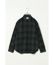 ikka/CPOチェックシャツ/502787137