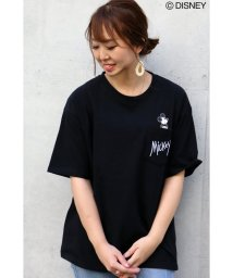 VENCE EXCHANGE/ミッキーinポケットBIGTシャツ/502790346