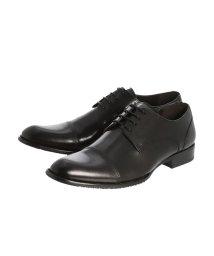 around the shoes /ブラッシュドカーフ外羽根ラウンドストレートチップ ビジネスドレスシューズ/502790729