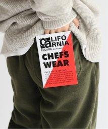 JOURNAL STANDARD relume Men's/CALIFORNIA フリース シェフパンツ/502790866
