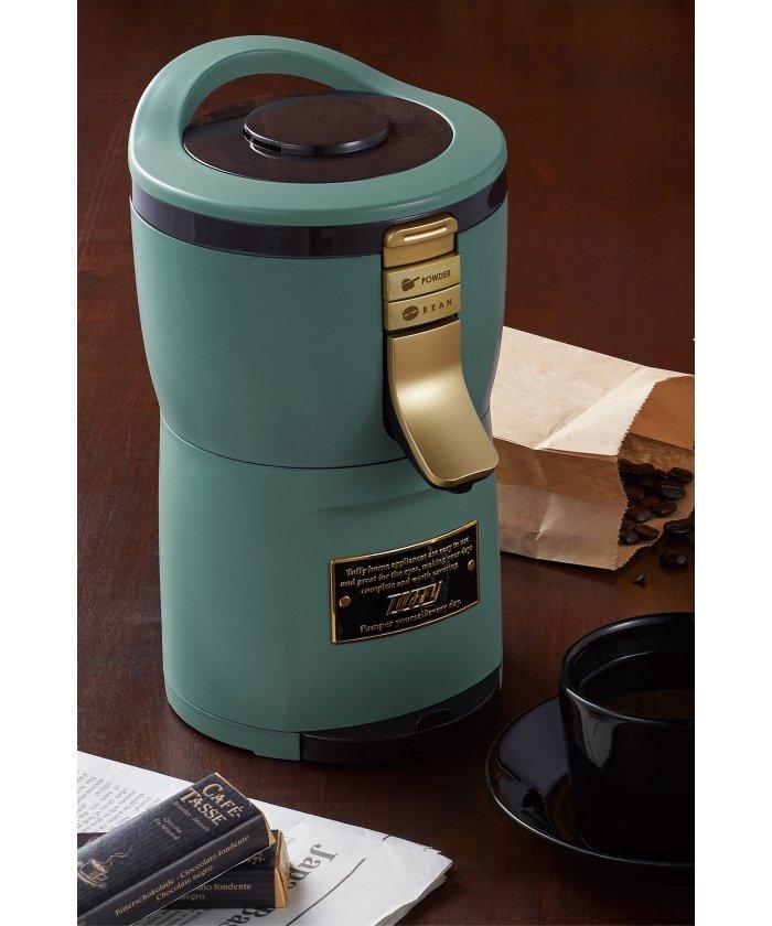 Toffy オートミル付コーヒーメーカー