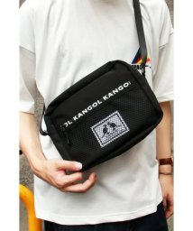 VENCE EXCHANGE/【別注】KANGOL ファスナーポケットショルダー/502791605