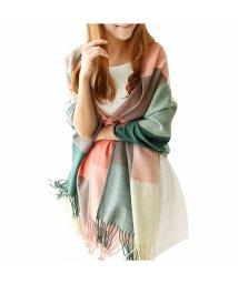 STYLE H/大判 ストール ロングマフラー フリンジ 韓国ファッション/502792041