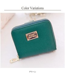STYLE H/レディース コンパクト財布 ラウンドファスナー  韓国ファッション/502792048