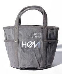HeM/【HeM】 トート コーデュロイ S/502774832