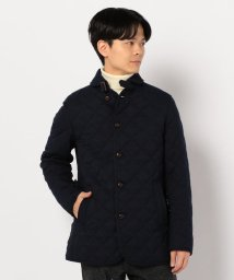 GLOSTER/丸襟 キルティング ジャケット/502776373