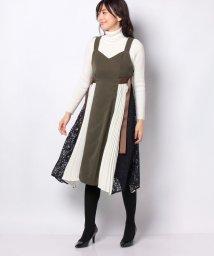 axes femme/サイドデザインジャンスカ/502777752