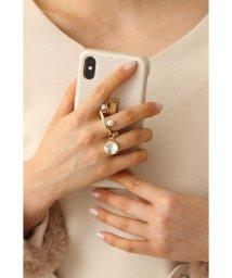 PROPORTION BODY DRESSING/キラリングスタンドスマホケース iPhoneX/XS/502793109