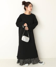 JOURNAL STANDARD/シルキーウラキモウ カットオフスリーブワンピース/502794330