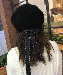 miniministore/ベレー帽 リボン付き レディース 可愛い プレゼント ぼうし ギフト オールシーズン/502794812