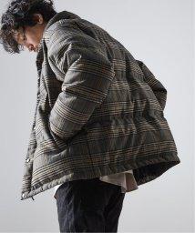 JOURNAL STANDARD/【TECH TWEED】 WIDE DOWN / ビッグシルエット ダウンジャケット/502794866
