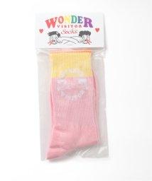 JOINT WORKS/【WONDER VISITOR/ワンダービジター】 happy cross socks/502795473
