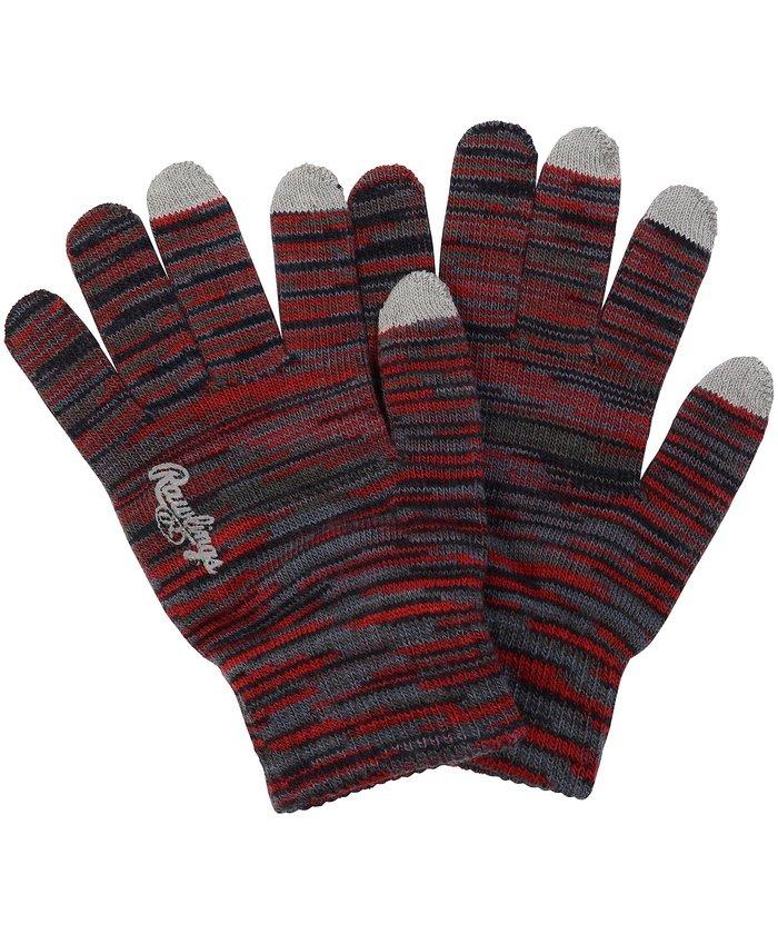 ローリングス/ニット手袋