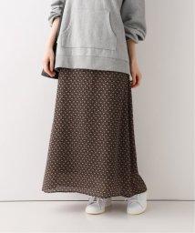 SLOBE IENA/LISA 小花マーメイドスカート/502795838