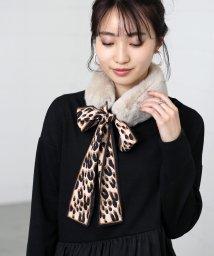 Bou Jeloud/スカーフ付きエコファーティペット/502738811