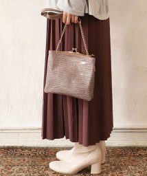 NICE CLAUP OUTLET/【one after another】2wayがまぐちBag/502775453