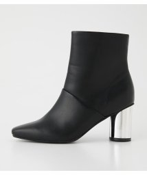 AZUL by moussy/METAL ROUNDHEELBOOTS/502796379