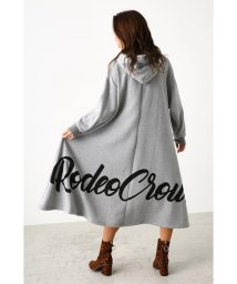 RODEO CROWNS WIDE BOWL/フレアパーカーワンピース/502796433