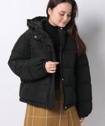 STYLEBLOCK/ビッグシルエットフード中綿フェイクダウンジャケット/502786156